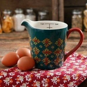 The Pioneer Woman Ceramic 4-Cup Measuring Cup